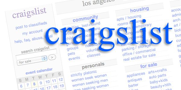 Can You Make Money On Craigslist Org Craigslist Craigslistmarketing Craigslist Ads Craigslist Marketing