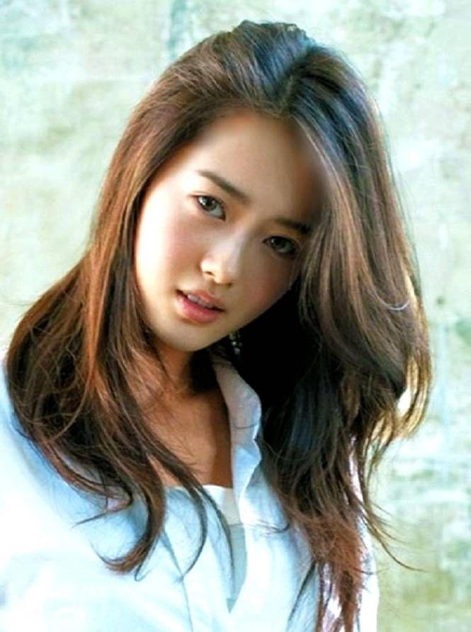 Korean Layered Hairstyles Haircuts Gallery Pinterest Korean