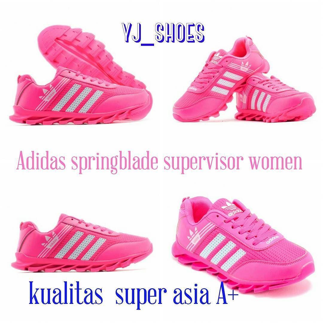 Adidas Springblade Supercolor Women Rp280.000 Sepatu