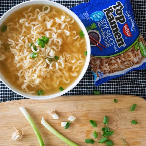 Nissin Top Ramen All Your Favorite Flavors Top Ramen Nissin Top Ramen Noodles