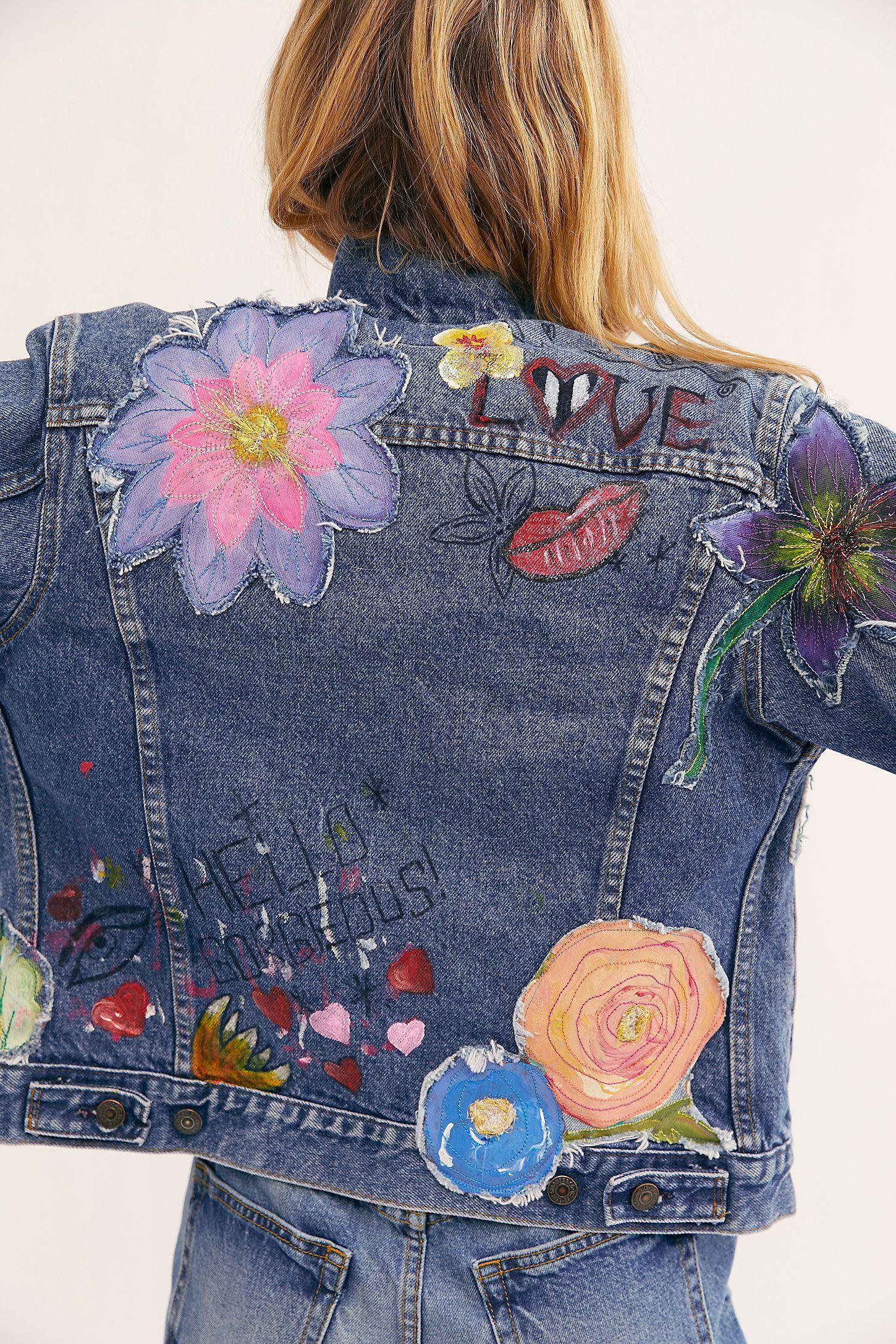 Rialto Jean Project Hannah Denim Jacket 2020