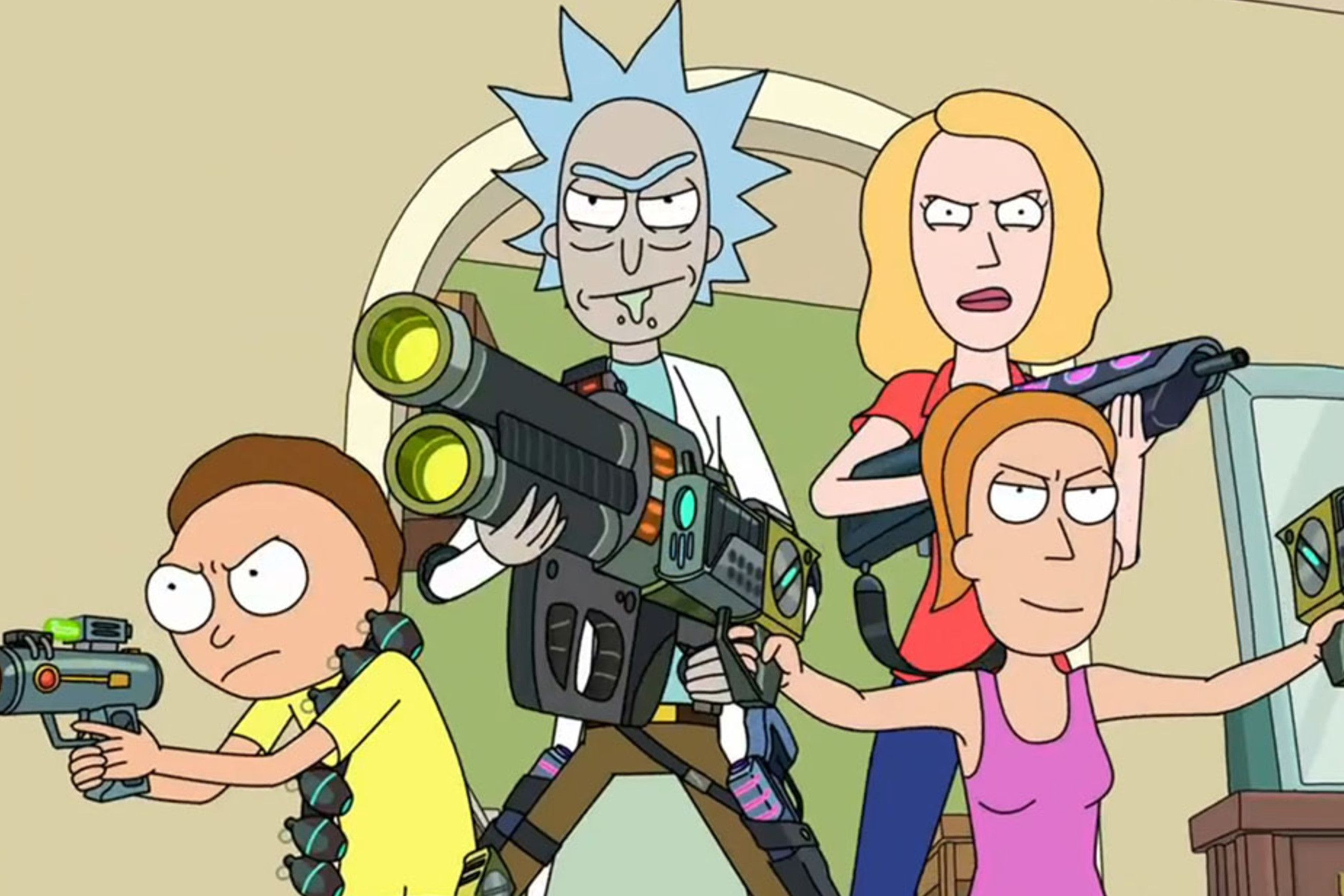 Rick Sanchez Quotes Rick And Morty Is Back With Surprise Airing Of Season 3 Premiere