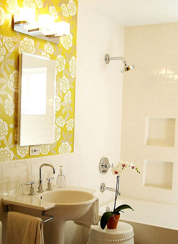 Elegant Bathroom Makeover Ideas Wall Shelving Shelving And - 20 elegant bathroom makeover ideas