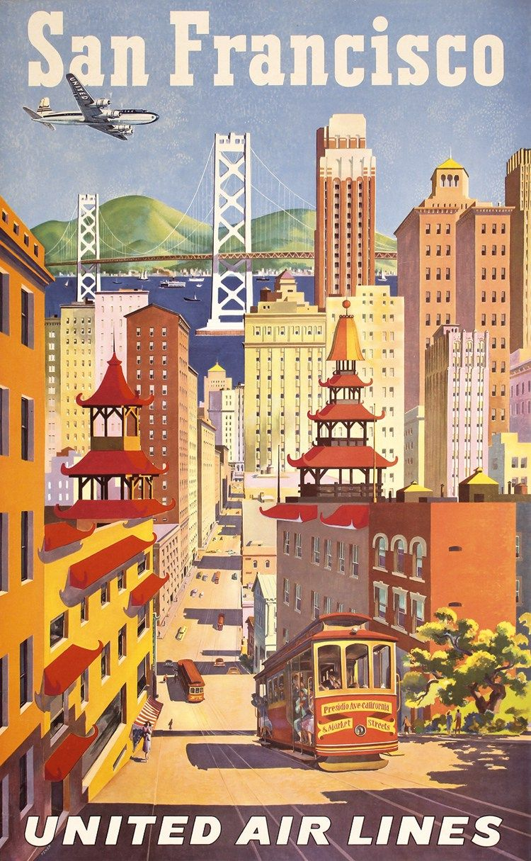 vintage trolley posters - Buscar con Google | Tranvías / Streetcar ...