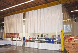 Create The Perfect Industrial Curtain Amcraft Industrial