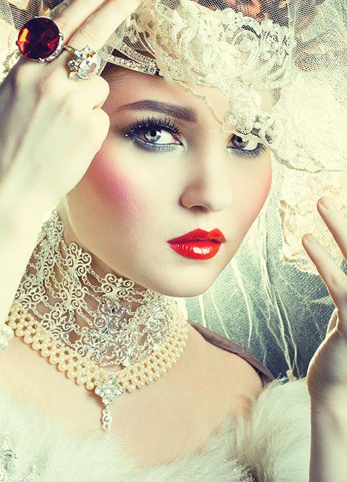 Russian Bride Makeup By Limecrime Beauty Haute Couture Makeup