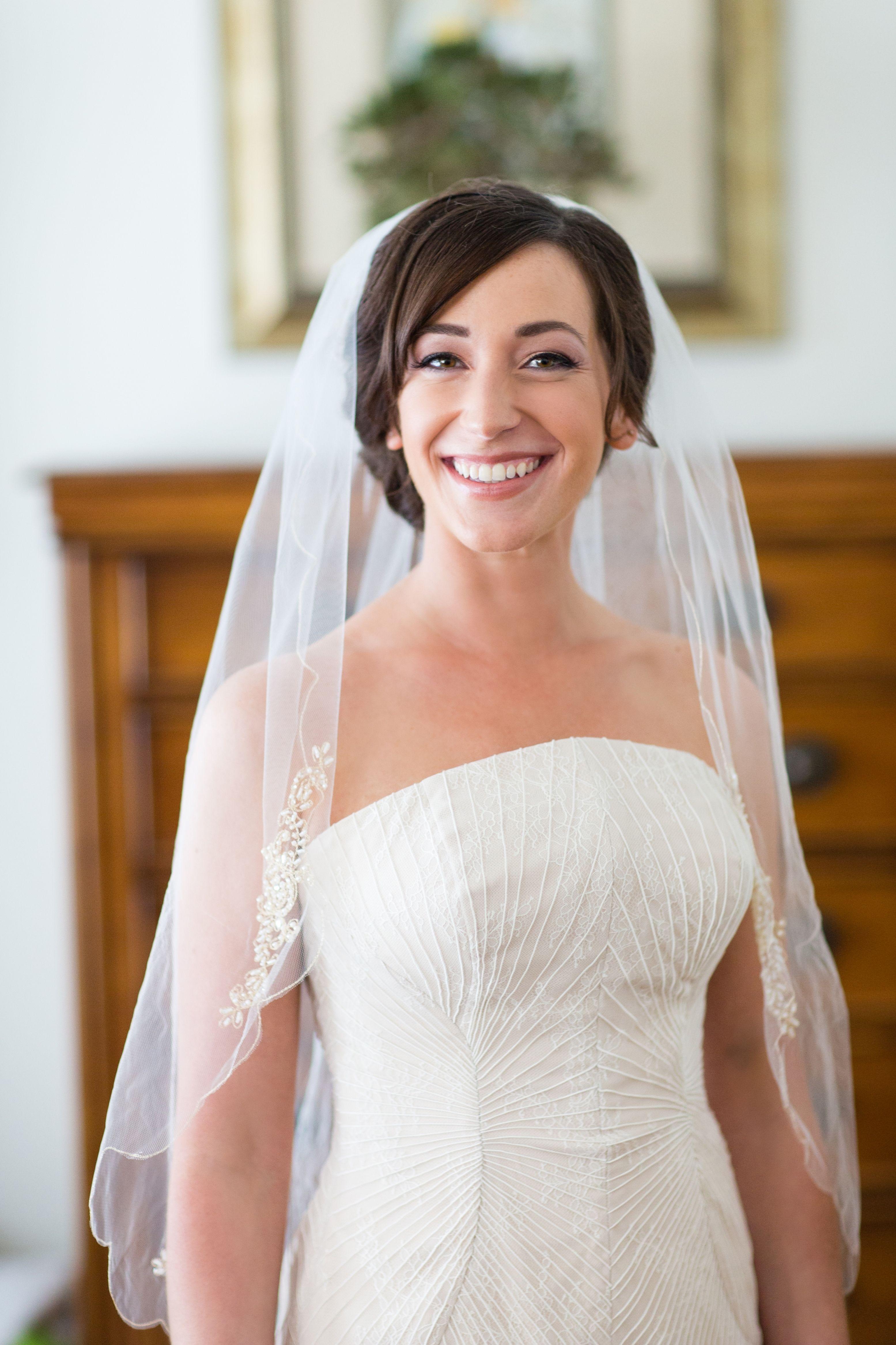 Beautiful bridal portrait photo by matt lusk photography
