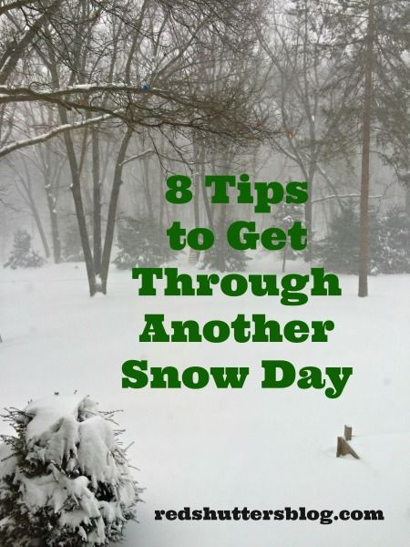 8 Tips To Get Through Another Snow Day Snow Day Corny Jokes Snow