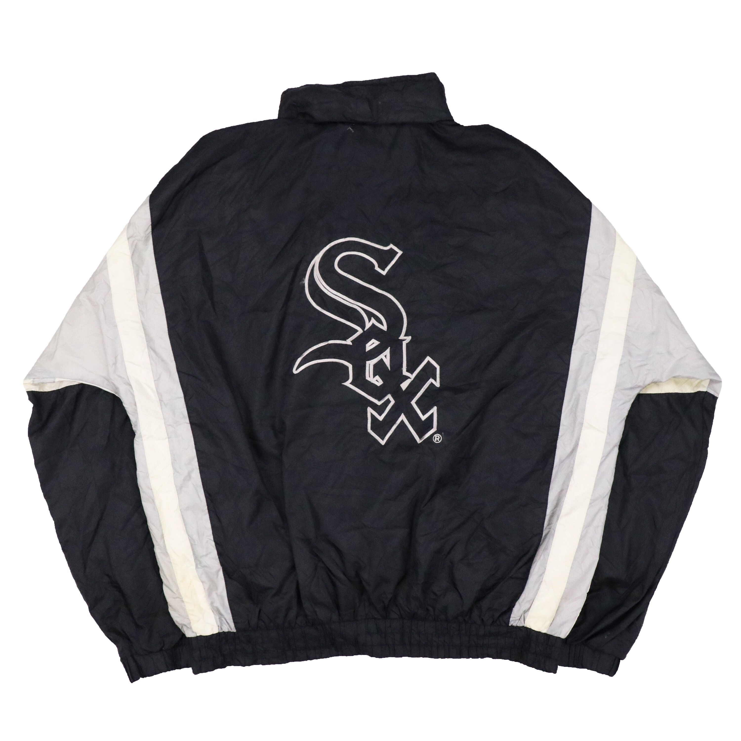 Excited To Share The Latest Addition To My Etsy Shop Vintage Starter Jacket Chicago White Sox Team Size L Clothing Jacket Vintage Starter Chicago Whites [ 3000 x 3000 Pixel ]