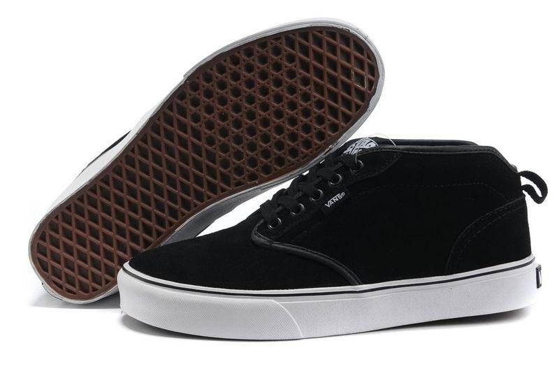 vans atwood mid sneakers