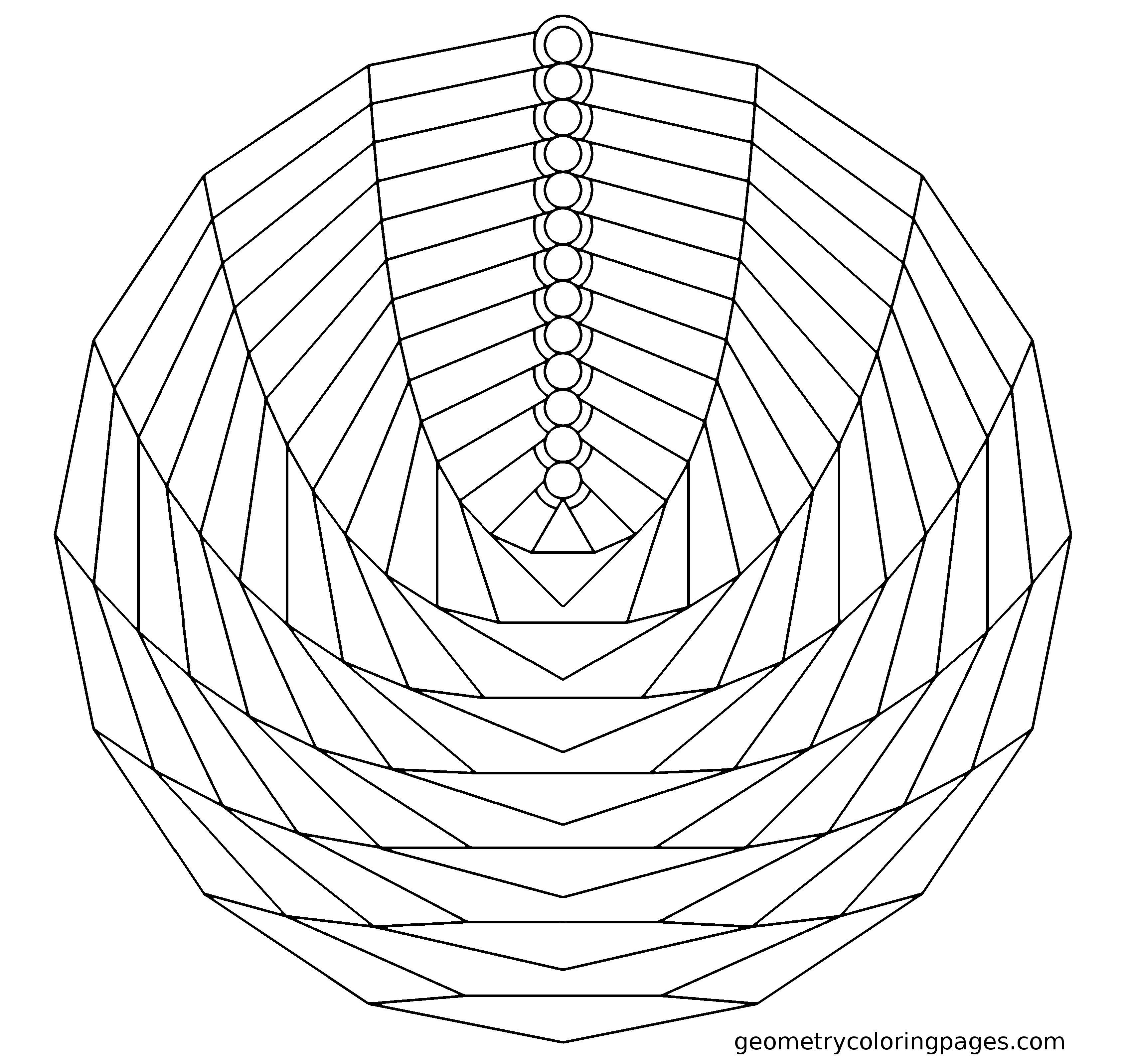 Mandala coloring page create desenhos pinterest mandala