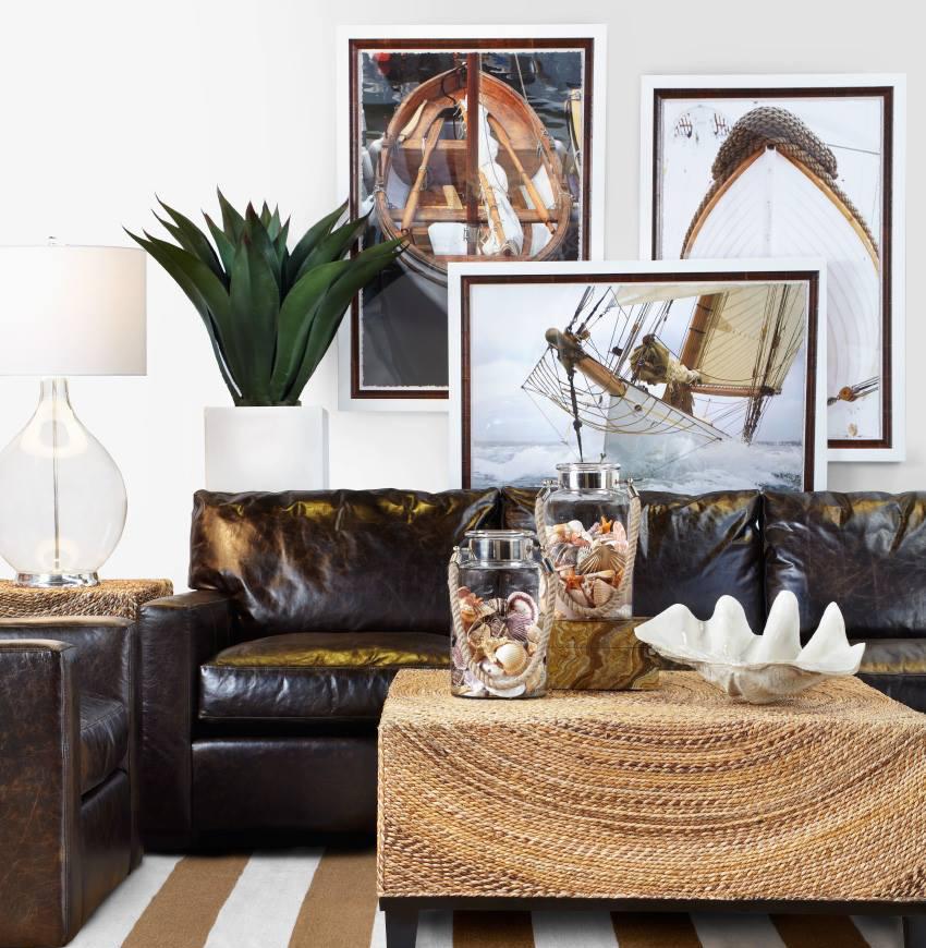 brown leather sofa z gallerie home home decor living room home rh pinterest com