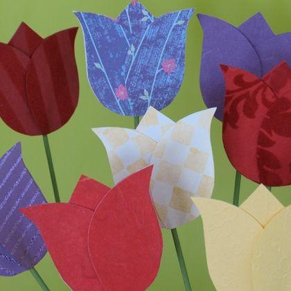 9a4c3f02351 Molde para hacer tulipanes de papel. Ya no tienes que dar muchas vueltas y  solo seguir estos importantes pasos para que puedas sacarle el máximo de  provecho ...