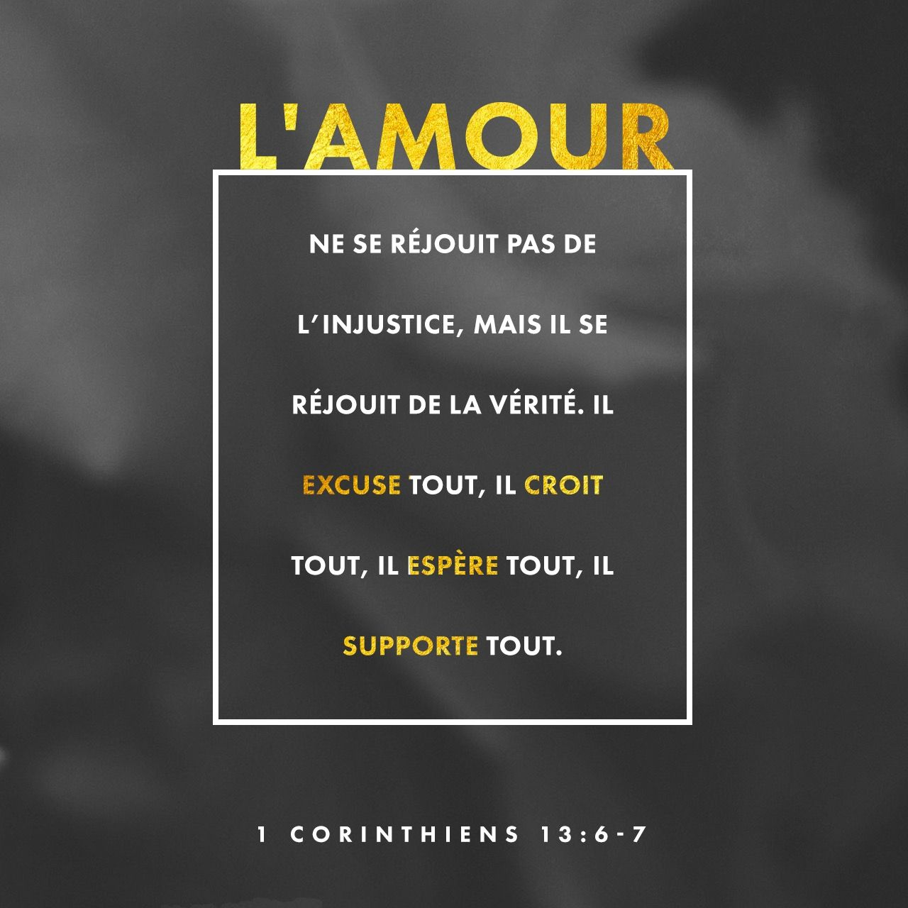 Amour Versets Chrétiens Versets Bibliques Et Versets