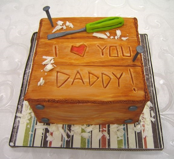 Father's Day Cake #weightlossfast