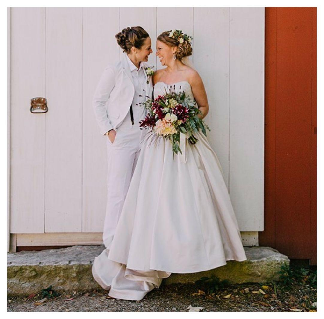 Pin On Lesbian Wedding Ideas