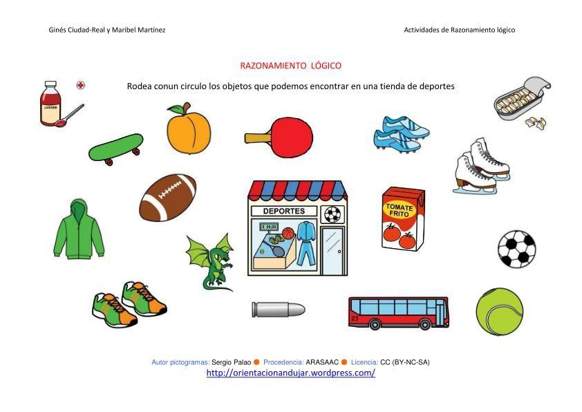 fichas de tiendas para colorear - Buscar con Google | THL ...