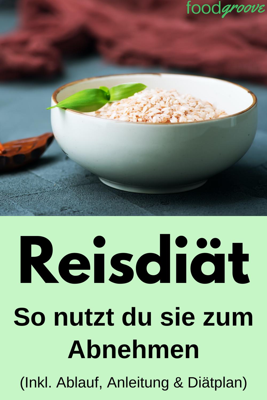 Reisdiäten zum Abnehmen