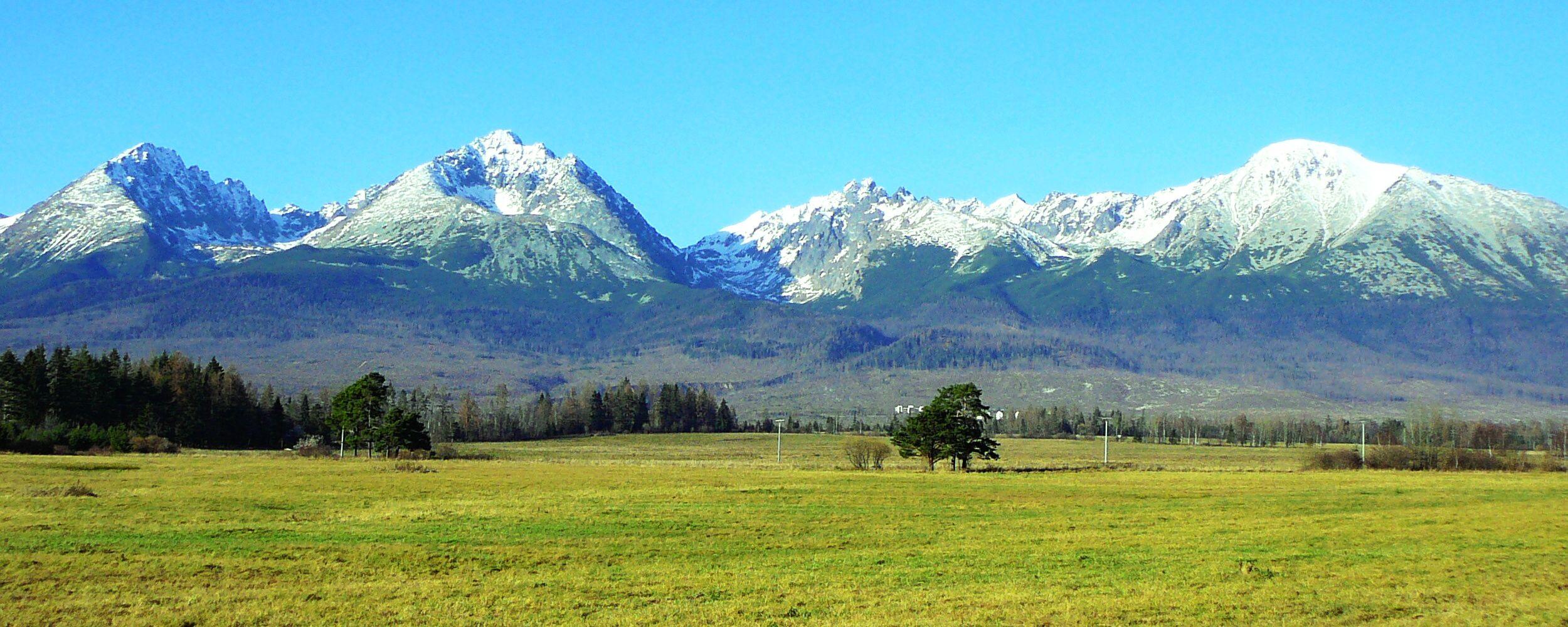 Gerlach Peak In Slovakia Slovakia Mountains Natural Landmarks