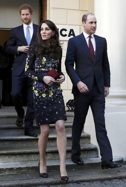 The Duke & Duchess Of Cambridge And Prince Harry Outline Plans For Heads Together Ahead Of The 2017 Virgin Money London Marathon - Zimbio