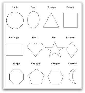 image about Free Printable Geometric Shapes named Geometric Designs Towards Print, Slice, Shade and Fold Higher education
