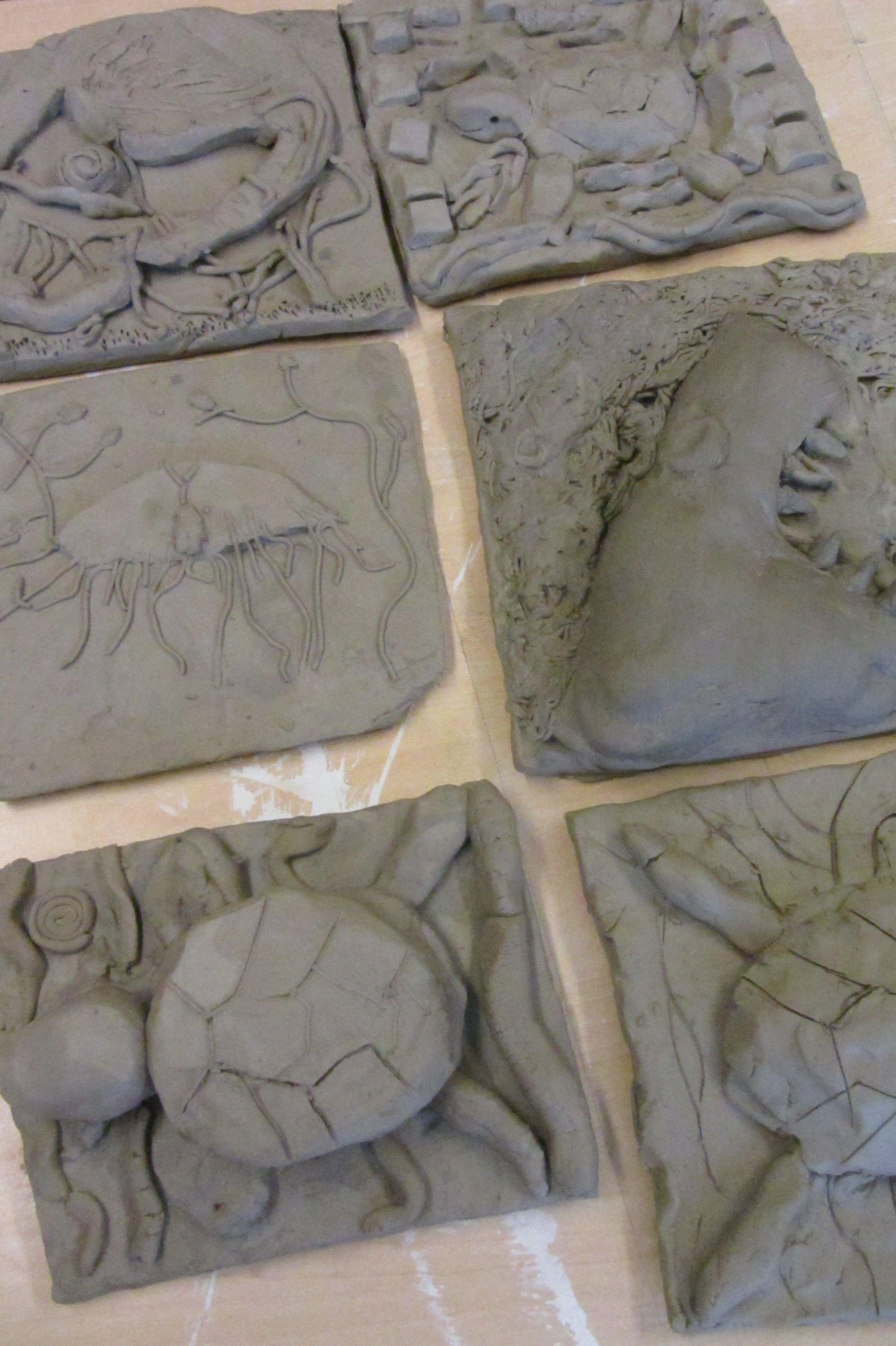 Hand Painted Ceramics Simple