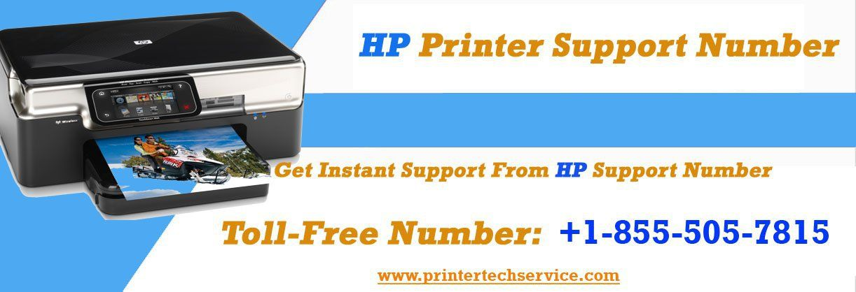 Contact HP Printer Customer Service Number for Online