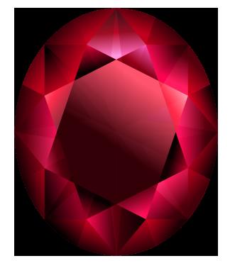 Red Oval Diamond Diamante Em Forma De Coracao Cristais Tatuagem De Gato