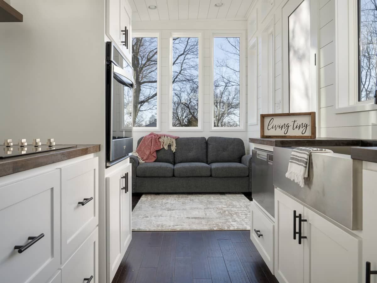 Lifestyle Tiny Home - Tiny House for Sale in Claremore ...