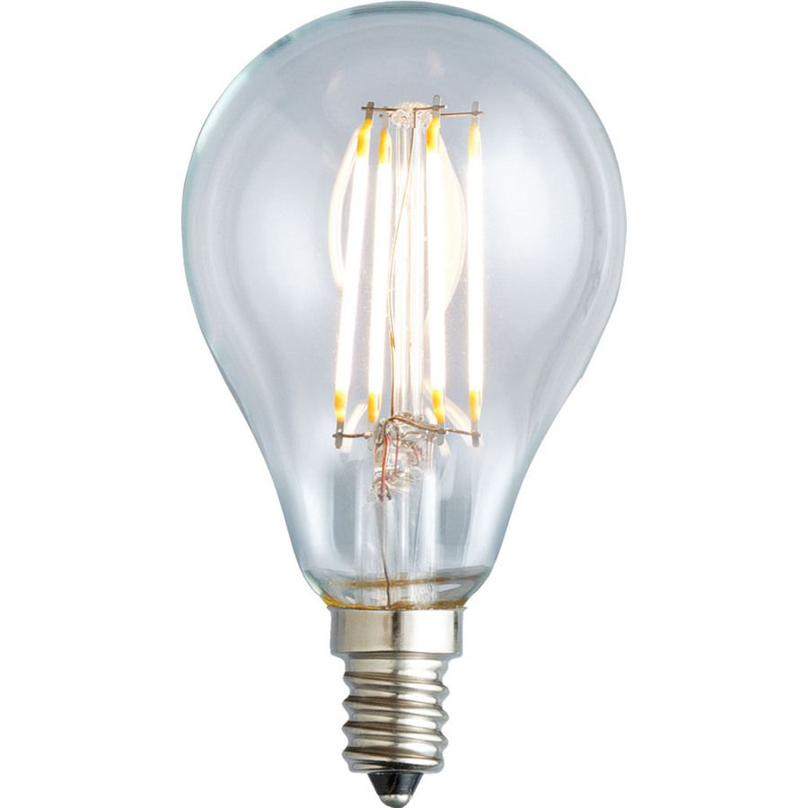 Kichler Lighting Decorative 45Watt 60W Equivalent 2700K Mesmerizing Kitchen Light Bulbs Inspiration Design
