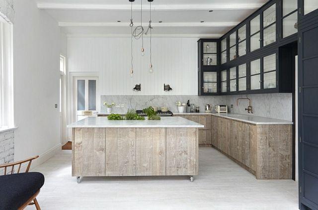 Kücheninsel auf Rollen: Form und Funktion #funktion #kucheninsel ...
