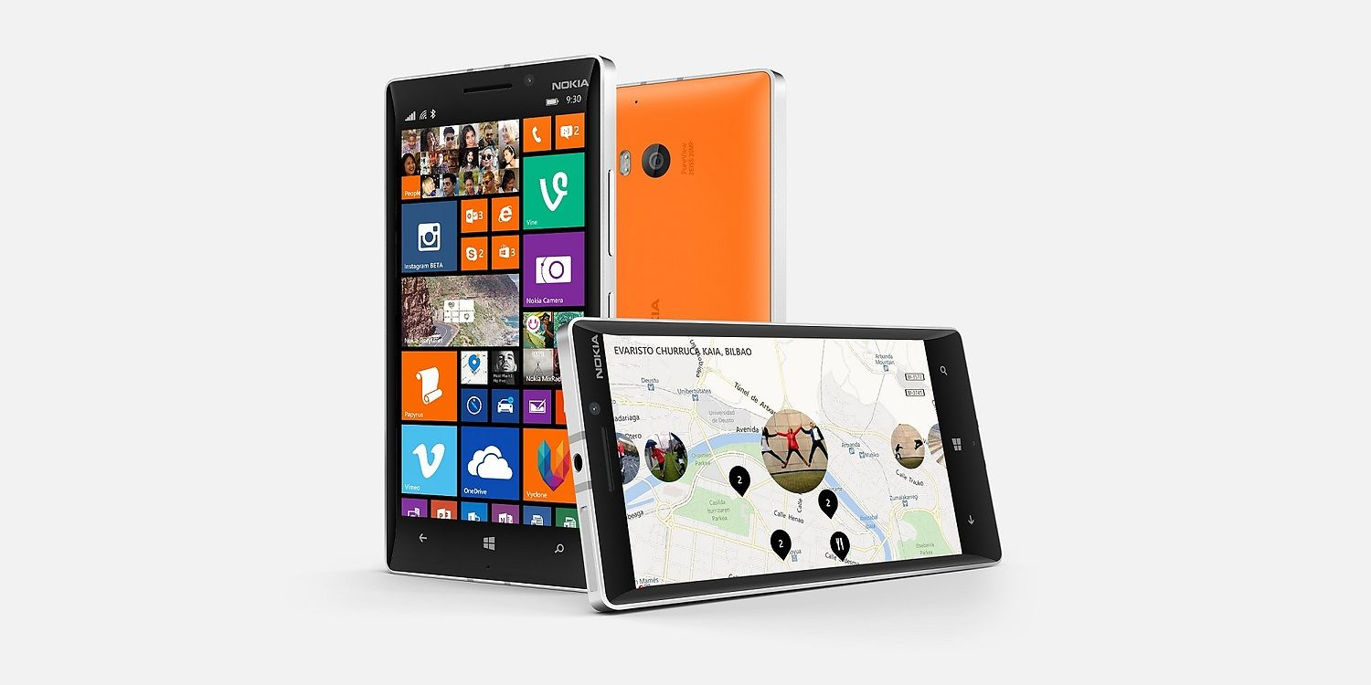Buy Nokialumia 930 Windows 8 1 Mobile Just In Rs 27632 From