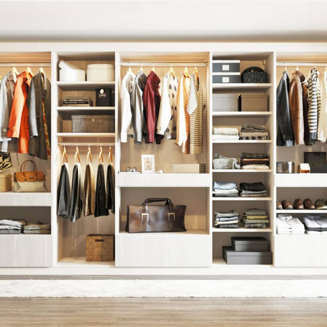 The Best Closet Systems In 2020 Clothes Cabinet Closet System Best Wardrobe Designs