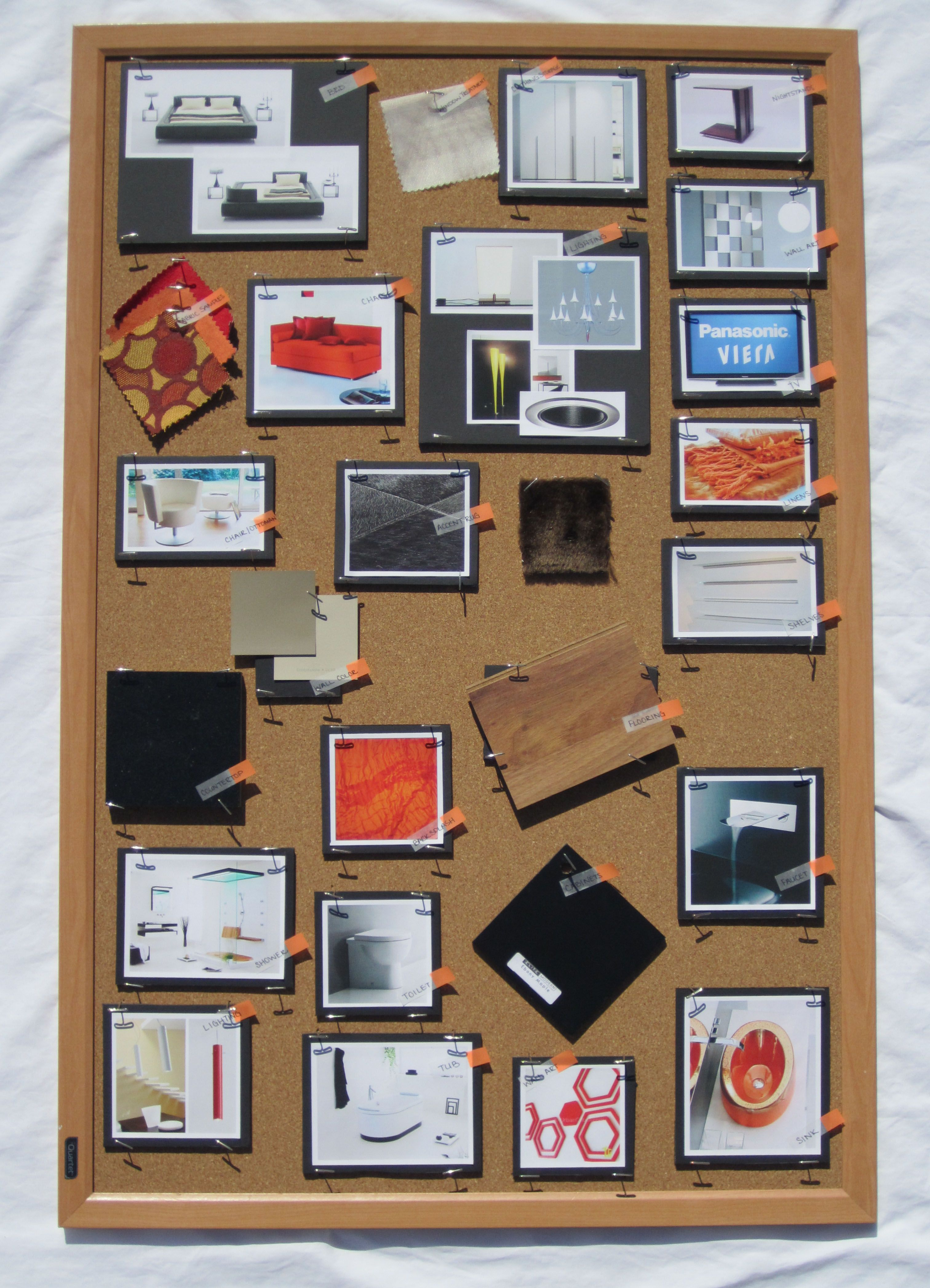 cork board ideas for your home and your home office cork board rh pinterest com
