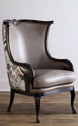 Massoud Chair. Dear gods this is gorgeous..