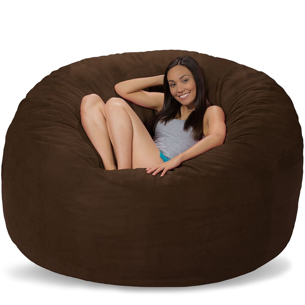 Large Bean Bag Chairs Oversized Bags Get Comfy With Sacks