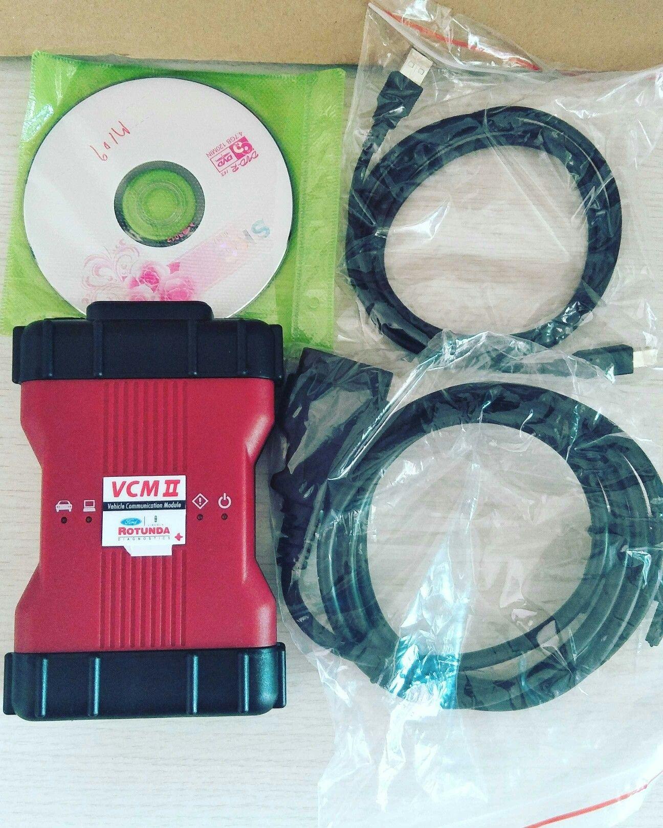 VCMII #VCM2IDSScanner Ford/Mazda vcm ii ids scanner Ford Mazda VCM 2
