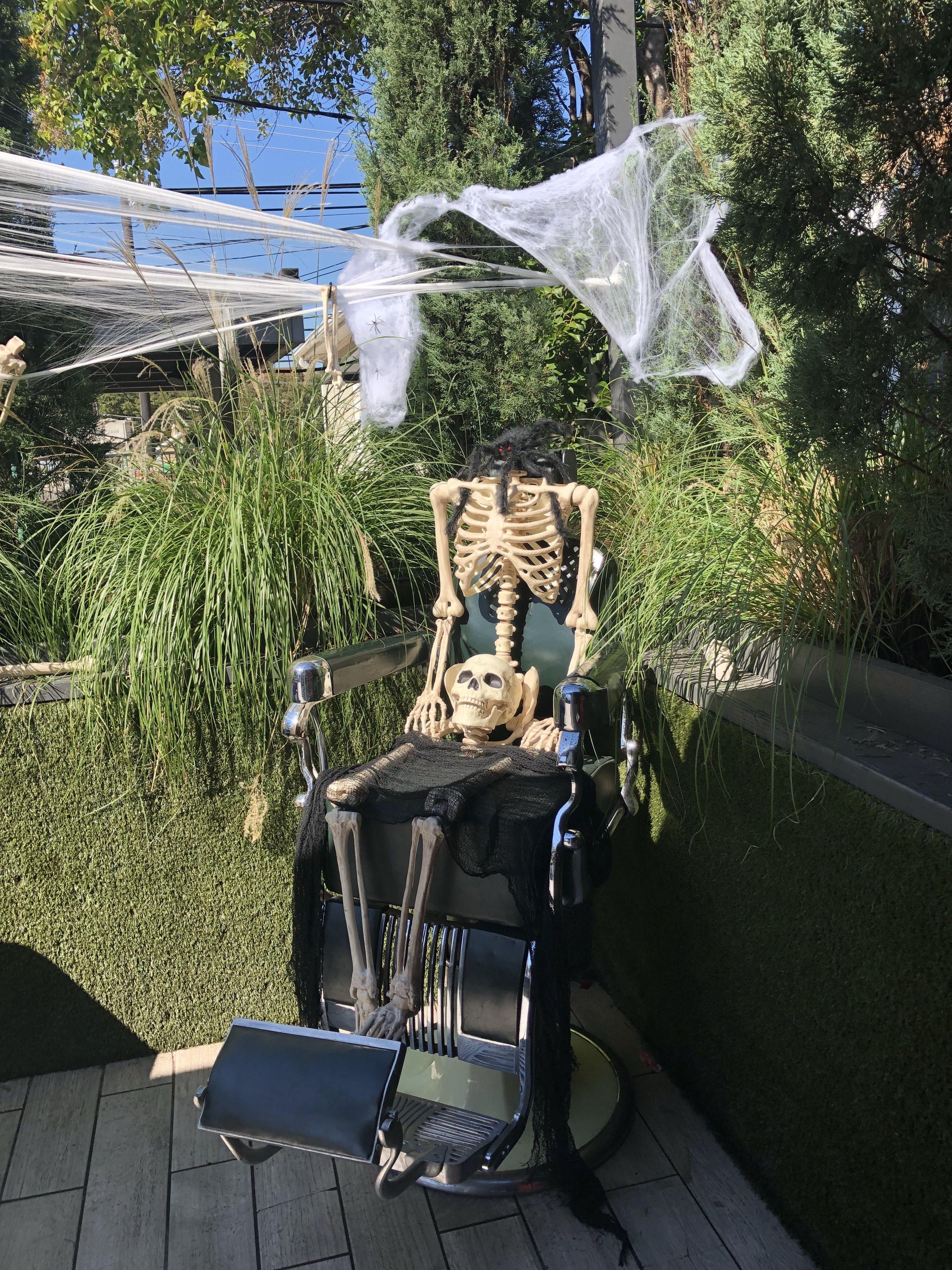 Barber Chair Halloween Pinterest Halloween Halloween