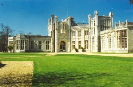 Highcliffe Castle, Christchurch England