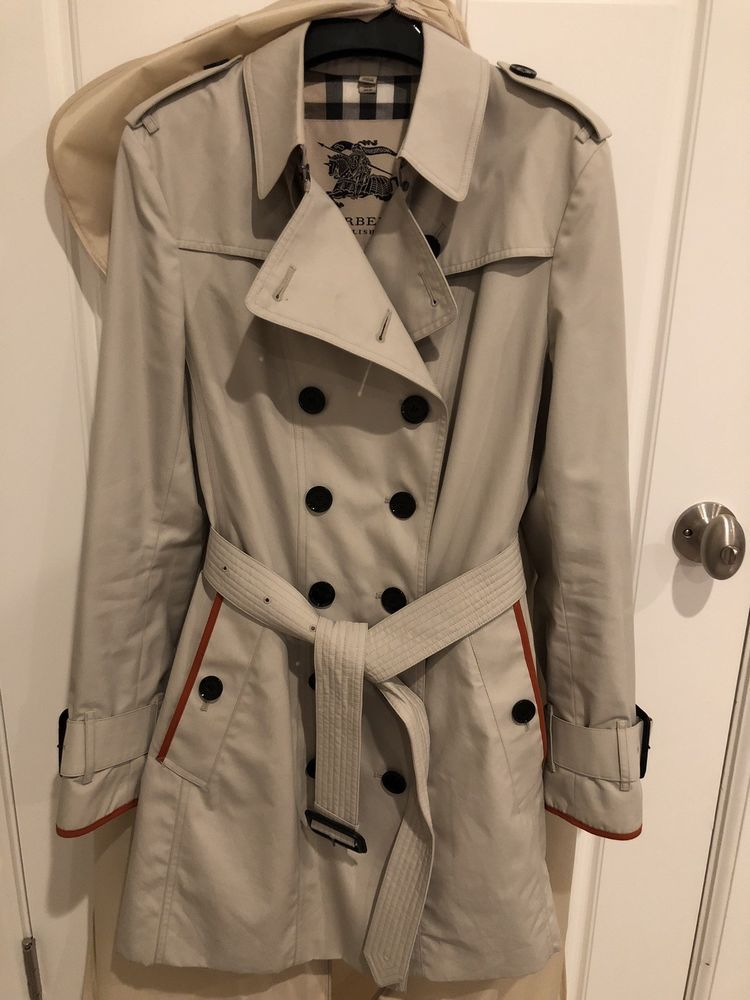 4462d6495ba5 Women s Authentic Burberry Trench Coat Size 10  fashion  clothing  shoes   accessories  womensclothing  coatsjacketsvests (ebay link)
