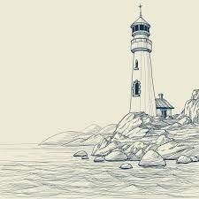 tattoo lighthouse - Поиск в Google