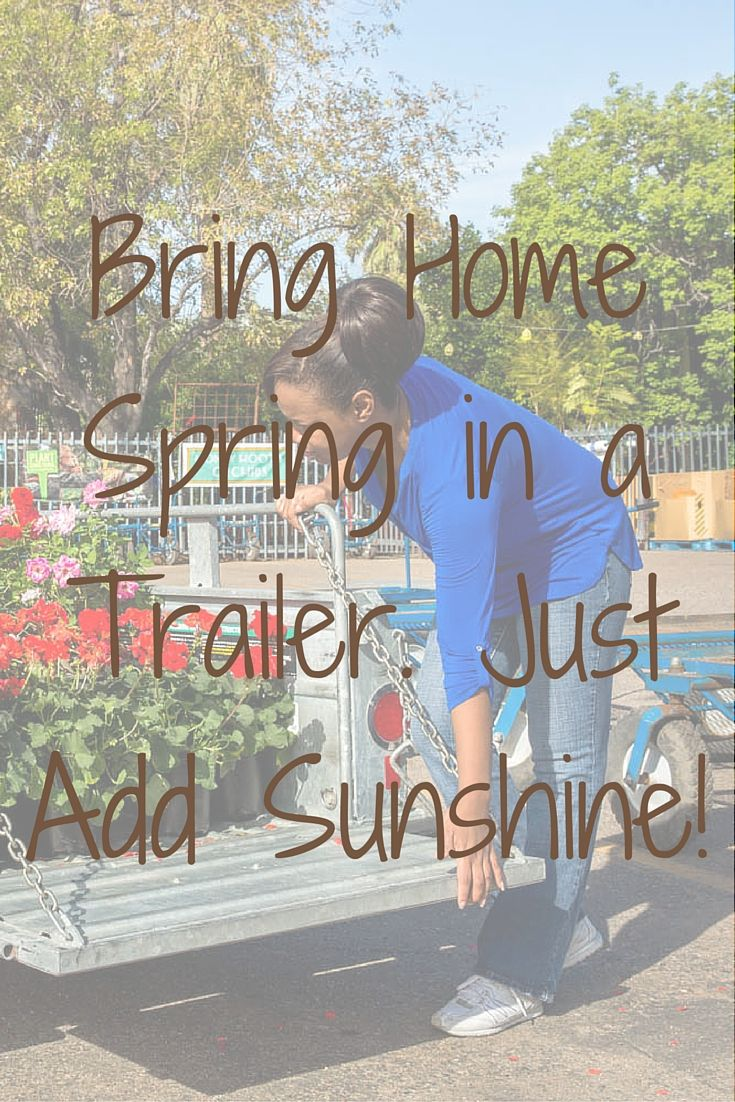 do more than wish for warmer weather rent a trailer to pickup all