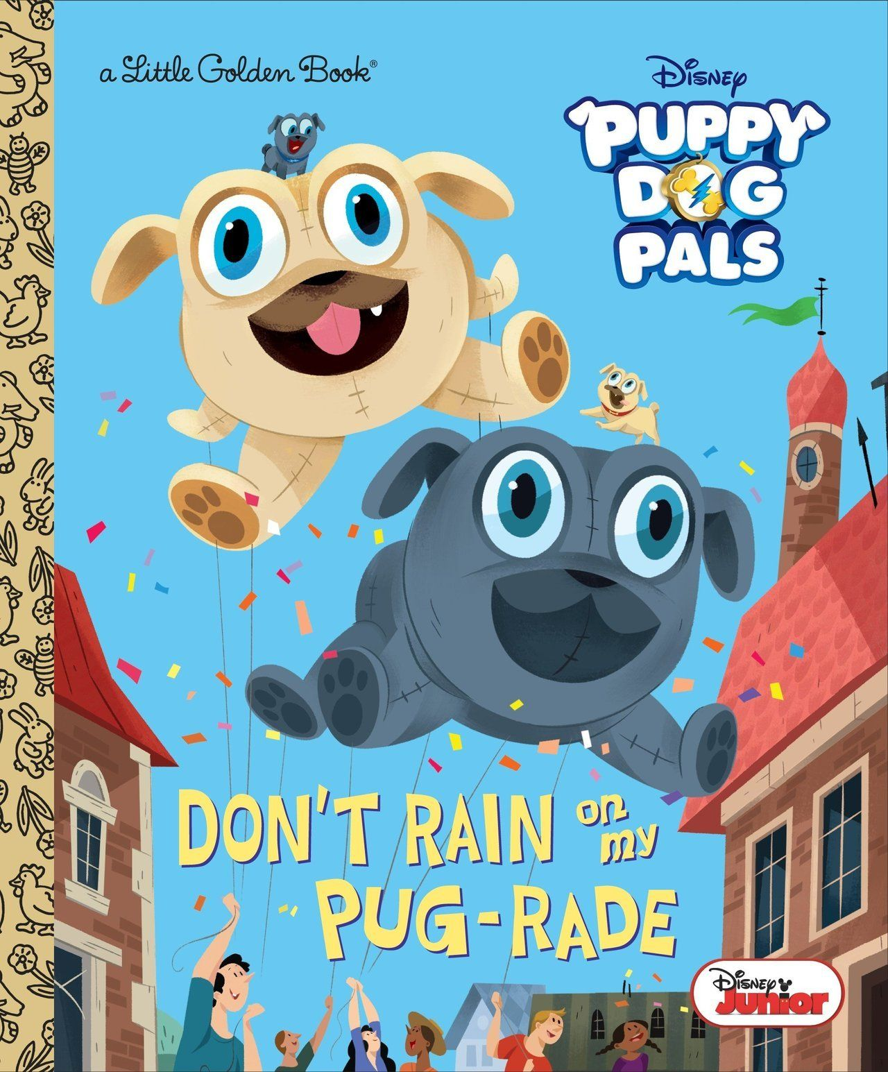 Hi Everyone I Am So Excited To Share The News Maryam Sefati Little Golden Books Dogs And Puppies Pugs