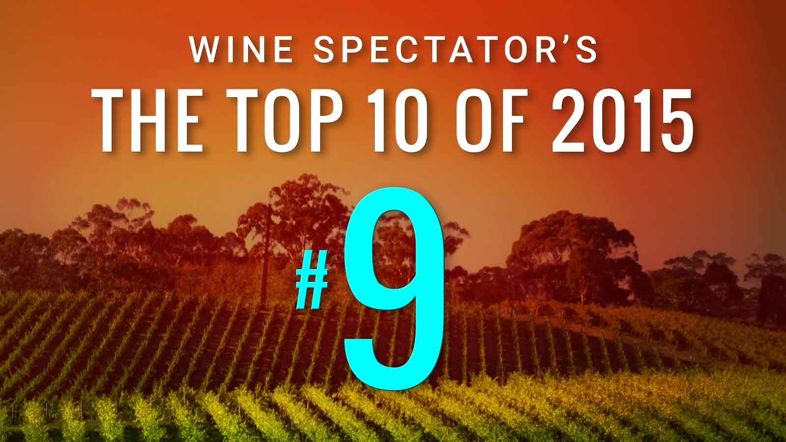 Top 10 Wines Of 2015 Wine Spectator S Top 100 Wine Spectator Wine Reviews Wine