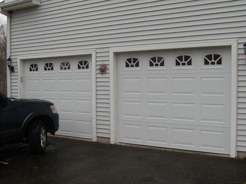 Thermacore Collection Ashton Windows Steel Garage Doors