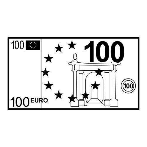 Comparte En Tus Redes Socialesfichas Con Monedas Para Trabajar Y Ensenar Nuestras Monedas Si Teneis Las Monedas De Otros Paises Euro Billetes De Euro Colores