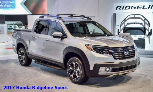 2017 Honda Ridgeline Specs Canada Honda Pinterest