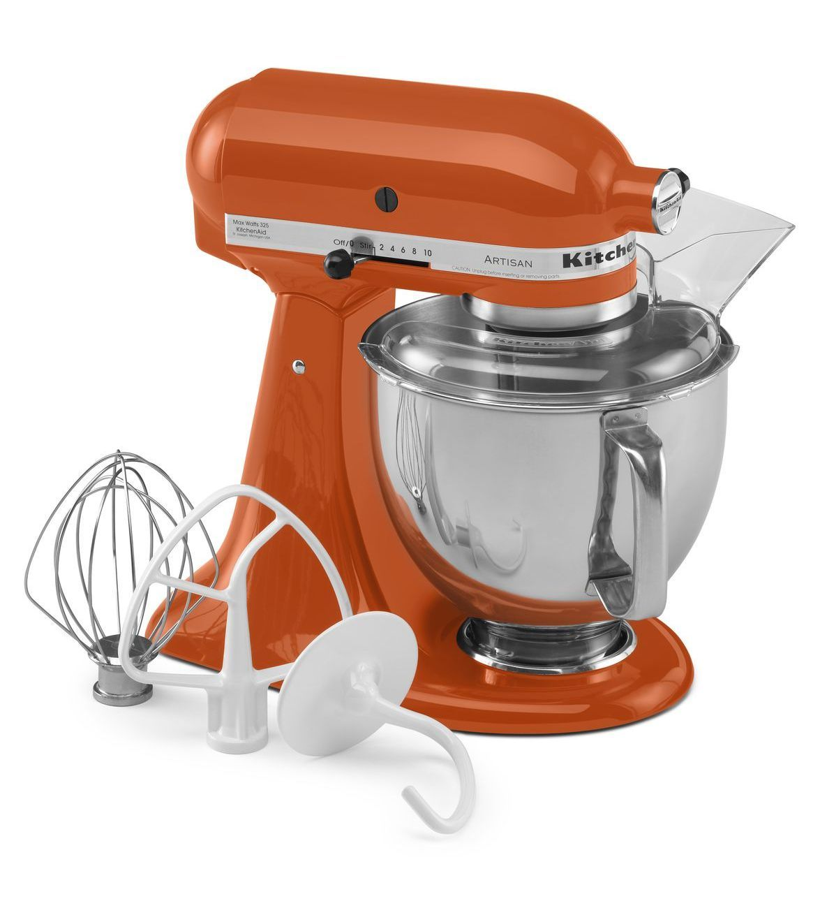 KitchenAid® Artisan® Series 5-Quart Tilt-Head.... persimmon color ...