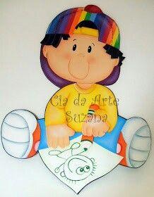 Pin By Iris Torres On Niños Gomaeva School Murals Preschool Art Baby Clip Art