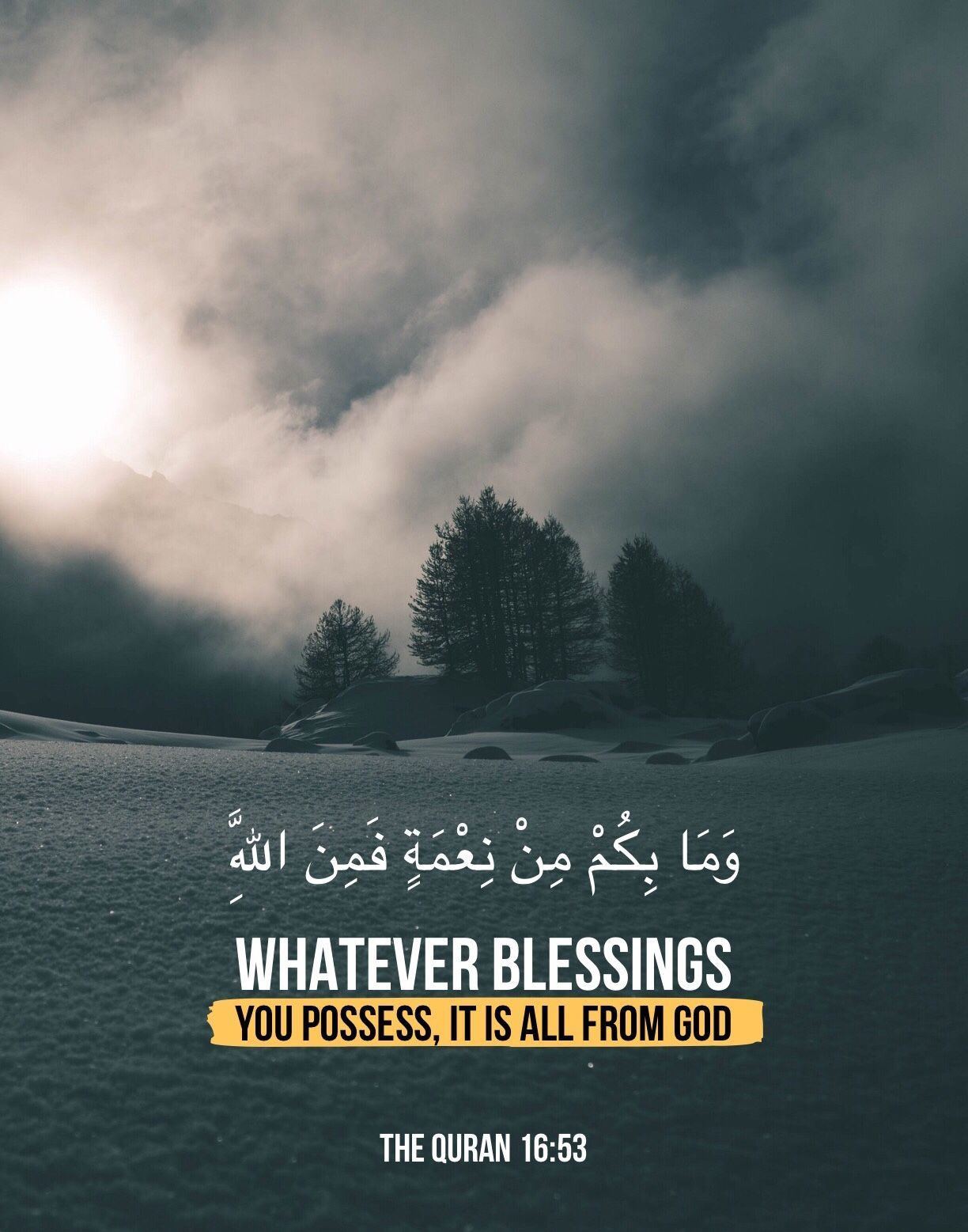 4 Inspirational Quran Quotes About Life in 4  Quran quotes